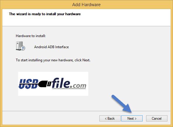 How to install LG K51S ADB Drivers
