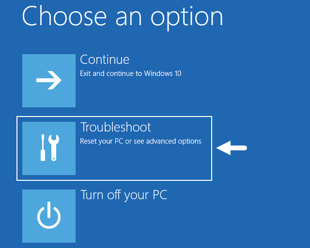 Windows Boot Troubleshoot