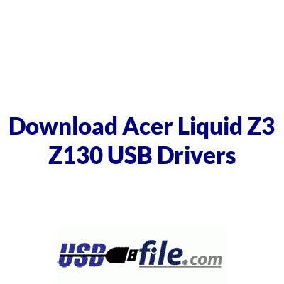 Acer Liquid Z3 Z130