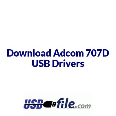 Adcom 707D