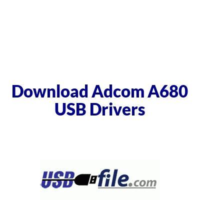 Adcom A680
