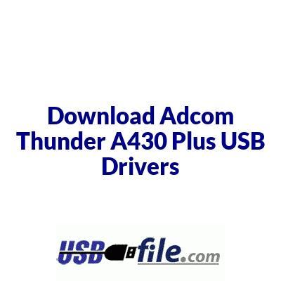 Adcom Thunder A430 Plus
