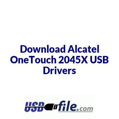 Alcatel OneTouch 2045X