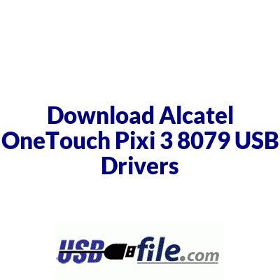 Alcatel OneTouch Pixi 3 8079
