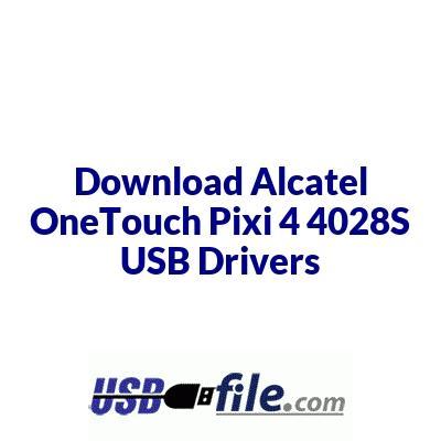 Alcatel OneTouch Pixi 4 4028S