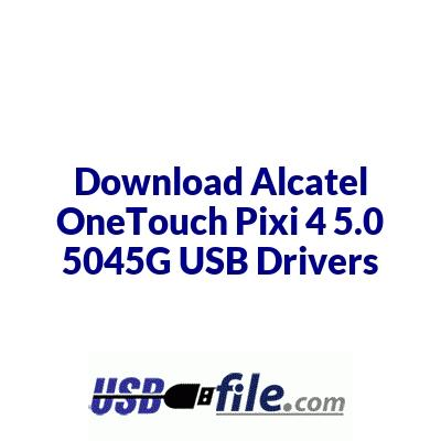 Alcatel OneTouch Pixi 4 5.0 5045G