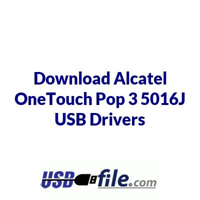 Alcatel OneTouch Pop 3 5016J