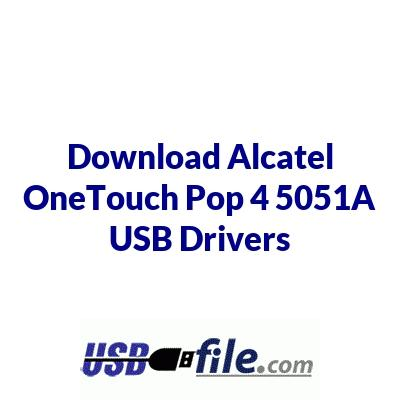 Alcatel OneTouch Pop 4 5051A