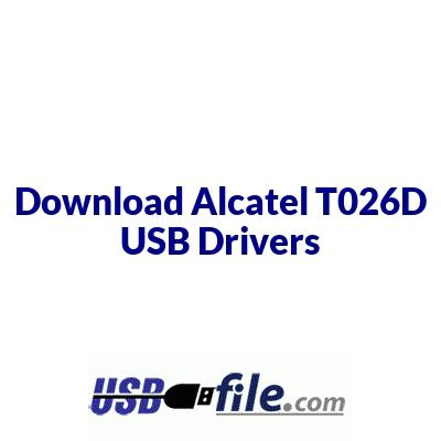 Alcatel T026D