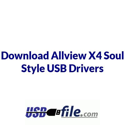 Allview X4 Soul Style