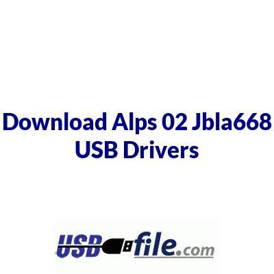Alps 02 Jbla668