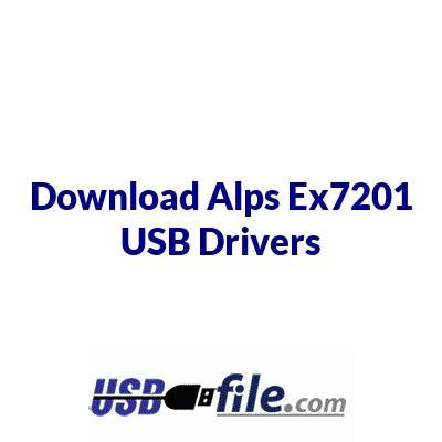 Alps Ex7201