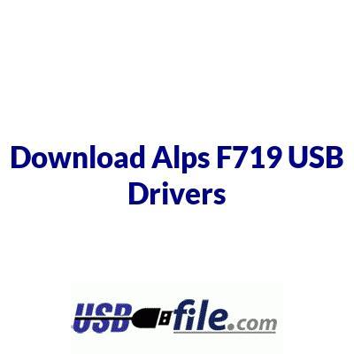 Alps F719
