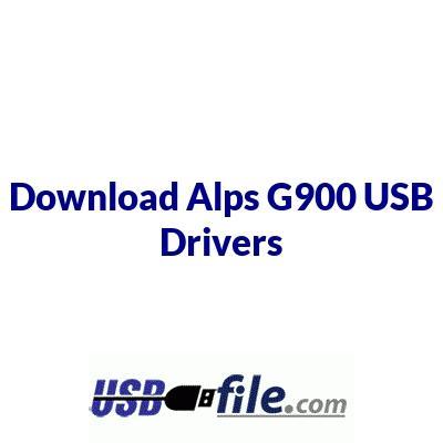 Alps G900