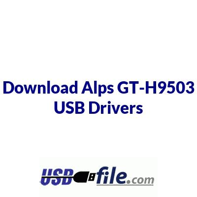 Alps GT-H9503