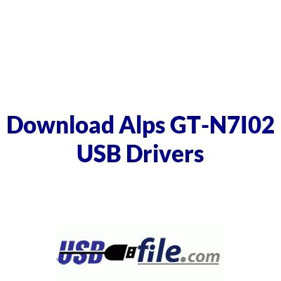 Alps GT-N7I02