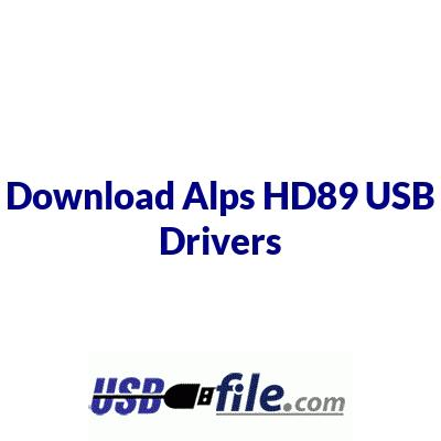 Alps HD89