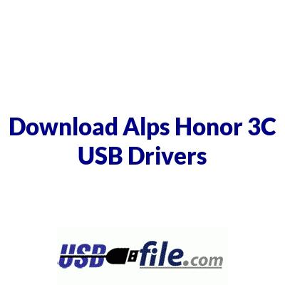 Alps Honor 3C