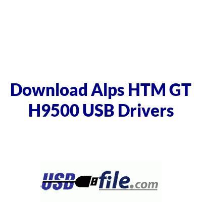 Alps HTM GT H9500