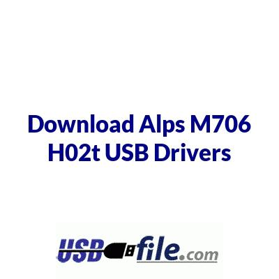 Alps M706 H02t