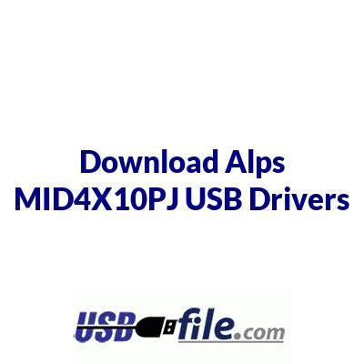 Alps MID4X10PJ