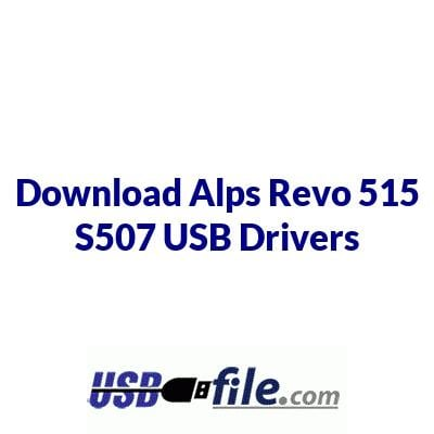 Alps Revo 515 S507