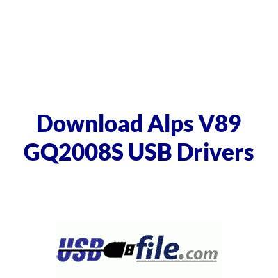 Alps V89 GQ2008S