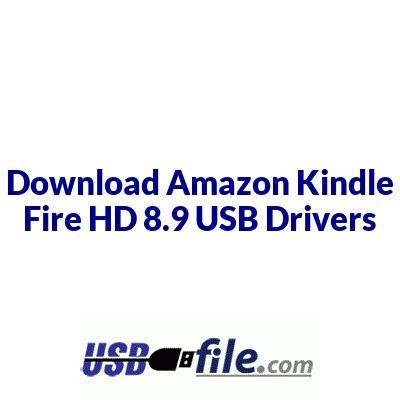 Amazon Kindle Fire HD 8.9