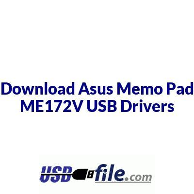 Asus Memo Pad ME172V