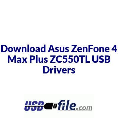 Asus ZenFone 4 Max Plus ZC550TL