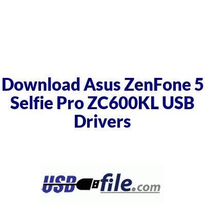 Asus ZenFone 5 Selfie Pro ZC600KL
