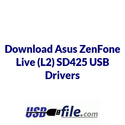 Asus ZenFone Live (L2) SD425