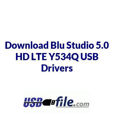 Blu Studio 5.0 HD LTE Y534Q