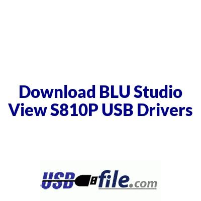 BLU Studio View S810P