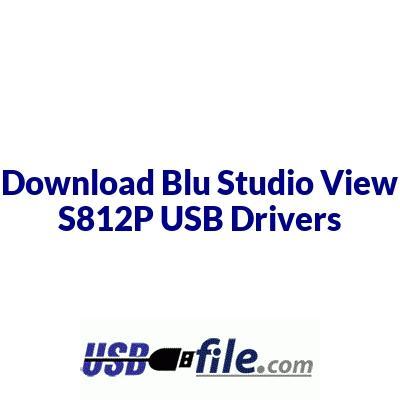Blu Studio View S812P