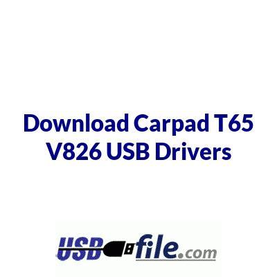 Carpad T65 V826