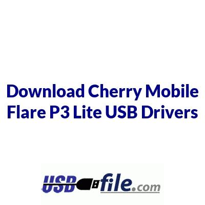 Cherry Mobile Flare P3 Lite