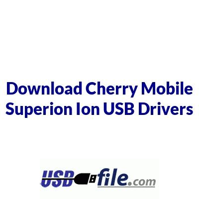 Cherry Mobile Superion Ion