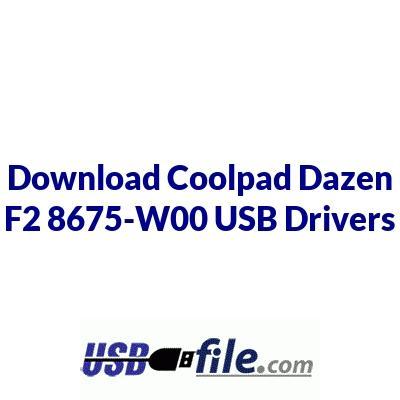 Coolpad Dazen F2 8675-W00