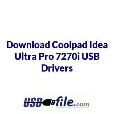 Coolpad Idea Ultra Pro 7270i