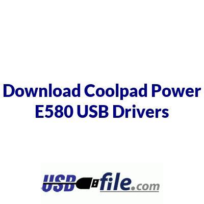 Coolpad Power E580