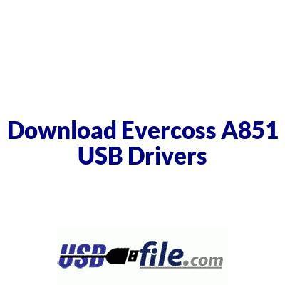 Evercoss A851