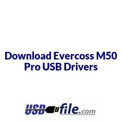 Evercoss M50 Pro