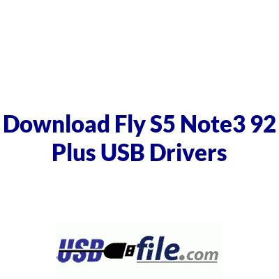 Fly S5 Note3 92 Plus