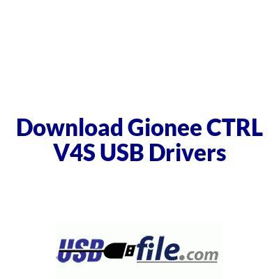 Gionee CTRL V4S