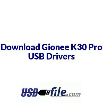 Gionee K30 Pro