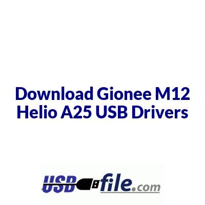 Gionee M12 Helio A25
