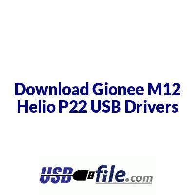 Gionee M12 Helio P22