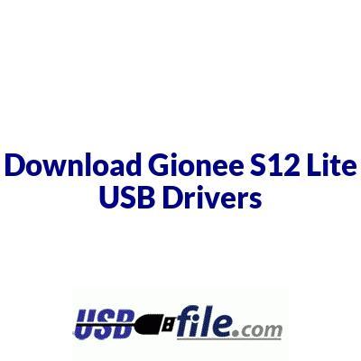 Gionee S12 Lite