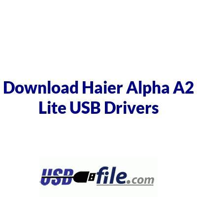Haier Alpha A2 Lite